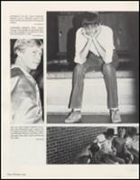 1983 Andrews High School Yearbook Page 44 & 45