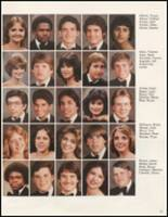 1983 Andrews High School Yearbook Page 56 & 57