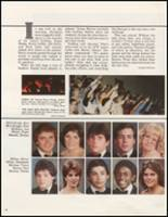 1983 Andrews High School Yearbook Page 62 & 63