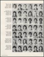 1983 Andrews High School Yearbook Page 72 & 73