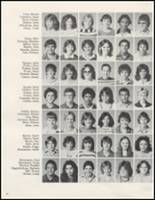 1983 Andrews High School Yearbook Page 80 & 81