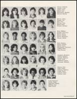 1983 Andrews High School Yearbook Page 86 & 87