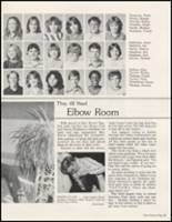 1983 Andrews High School Yearbook Page 92 & 93