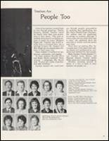 1983 Andrews High School Yearbook Page 98 & 99