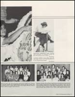 1983 Andrews High School Yearbook Page 130 & 131