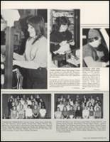 1983 Andrews High School Yearbook Page 136 & 137