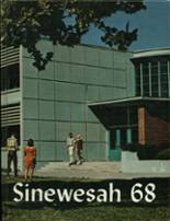 1968 Yearbook Pasco High School