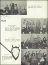1955 Nott Terrace High School Yearbook Page 10 & 11