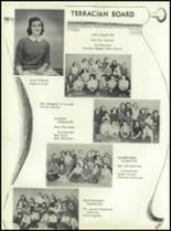 1955 Nott Terrace High School Yearbook Page 14 & 15