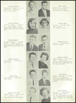 1955 Nott Terrace High School Yearbook Page 16 & 17