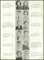 1955 Nott Terrace High School Yearbook Page 18 & 19