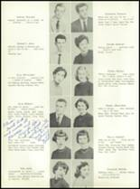 1955 Nott Terrace High School Yearbook Page 24 & 25