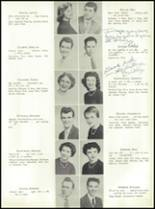 1955 Nott Terrace High School Yearbook Page 26 & 27