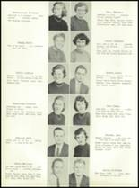 1955 Nott Terrace High School Yearbook Page 28 & 29