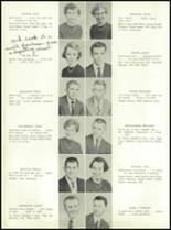 1955 Nott Terrace High School Yearbook Page 30 & 31