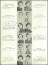 1955 Nott Terrace High School Yearbook Page 40 & 41