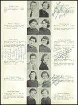 1955 Nott Terrace High School Yearbook Page 42 & 43