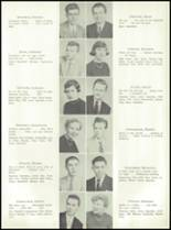 1955 Nott Terrace High School Yearbook Page 44 & 45