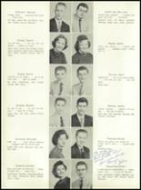 1955 Nott Terrace High School Yearbook Page 46 & 47