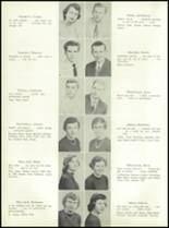 1955 Nott Terrace High School Yearbook Page 48 & 49