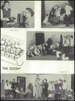 1955 Nott Terrace High School Yearbook Page 54 & 55