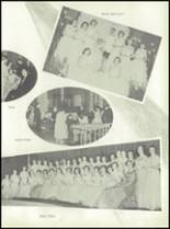 1955 Nott Terrace High School Yearbook Page 56 & 57