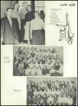1955 Nott Terrace High School Yearbook Page 60 & 61