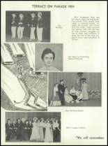 1955 Nott Terrace High School Yearbook Page 62 & 63