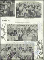 1955 Nott Terrace High School Yearbook Page 66 & 67