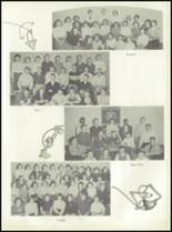 1955 Nott Terrace High School Yearbook Page 68 & 69