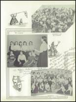1955 Nott Terrace High School Yearbook Page 72 & 73