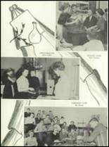 1955 Nott Terrace High School Yearbook Page 74 & 75