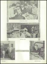 1955 Nott Terrace High School Yearbook Page 76 & 77