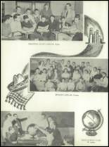 1955 Nott Terrace High School Yearbook Page 82 & 83