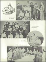 1955 Nott Terrace High School Yearbook Page 84 & 85