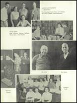 1955 Nott Terrace High School Yearbook Page 86 & 87