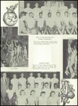 1955 Nott Terrace High School Yearbook Page 92 & 93