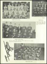 1955 Nott Terrace High School Yearbook Page 96 & 97