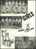 1955 Nott Terrace High School Yearbook Page 98 & 99