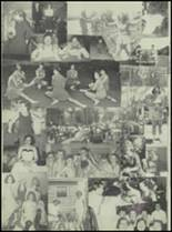 1955 Nott Terrace High School Yearbook Page 100 & 101