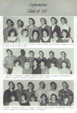 1966 Courtland High School Yearbook Page 36 & 37