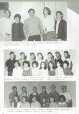 1966 Courtland High School Yearbook Page 40 & 41