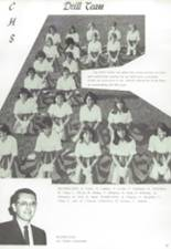 1966 Courtland High School Yearbook Page 50 & 51