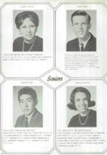 1966 Courtland High School Yearbook Page 72 & 73