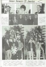 1966 Courtland High School Yearbook Page 100 & 101