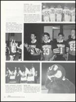 1996 Dardanelle High School Yearbook Page 86 & 87