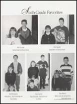 1996 Dardanelle High School Yearbook Page 124 & 125