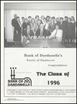 1996 Dardanelle High School Yearbook Page 140 & 141