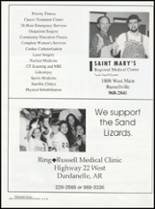 1996 Dardanelle High School Yearbook Page 150 & 151