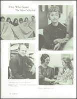 1974 Whetstone High School Yearbook Page 22 & 23